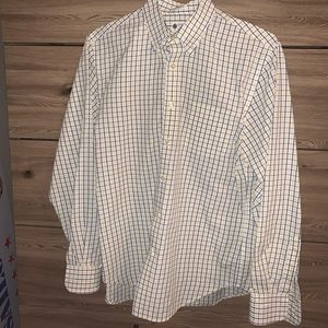 Men's JCrew Cotton Button Up